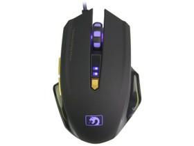 新盟曼巴狂蛇XM-M393游戏鼠标