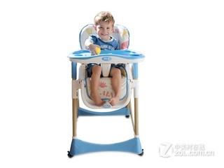 爱音欧式多功能宝宝 婴儿餐椅 C002s