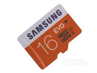三星Micro SDHC卡升级版(16GB)MB-MP16D