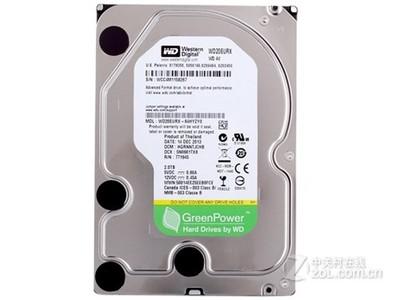 西部数据 3TB/5400-7200RPM/64M(WD30EURX)