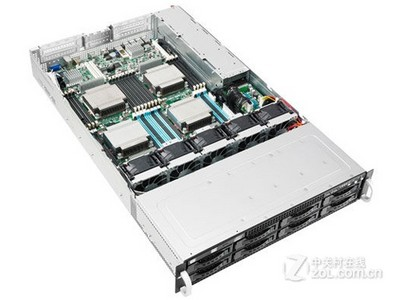 华硕 RS920-E7/RS8(Xeon E5-4610 v2/8GB)