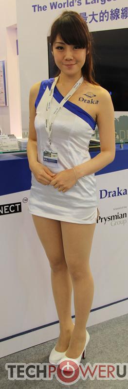 台北电脑展又一大波妹子来袭 130张ShowGirl美图一网打尽的照片 - 71