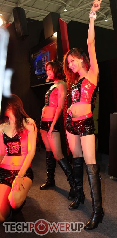 台北电脑展又一大波妹子来袭 130张ShowGirl美图一网打尽的照片 - 83