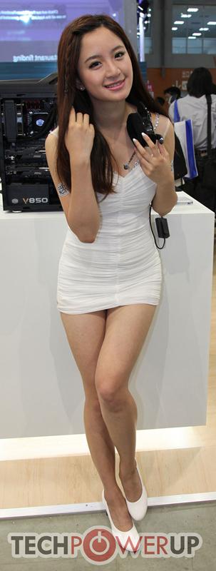 台北电脑展又一大波妹子来袭 130张ShowGirl美图一网打尽的照片 - 122