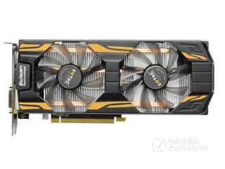 索泰GTX 760-4GD5 霹雳版 HA
