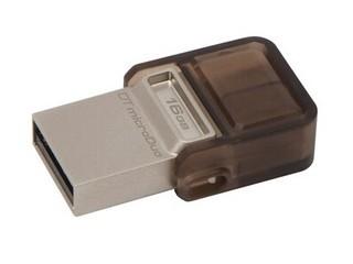 金士顿DataTraveler microDuo(16GB)