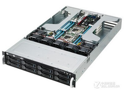 华硕 ESC4000/FDR G2(Xeon E5-2620 v2)