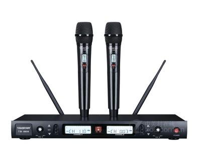 得胜 TS-8808一拖二专业KTV无线麦克风舞台演出婚庆话筒