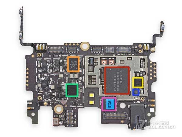 一加1(移动4G)专业拆机