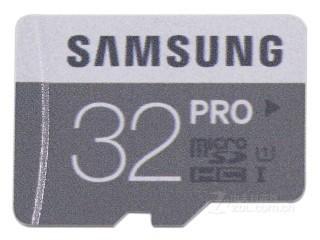 三星Micro SD卡专业版(32GB)(MB-MG32D)