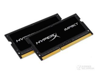 金士顿骇客神条Impact 8GB DDR3 1600(HX316LS9IBK2/8)
