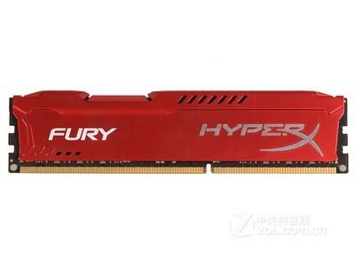 金士顿 骇客神条FURY 8GB DDR3 1600(HX316C10FR/8)