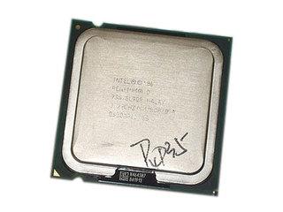 Intel 奔腾D双核 935(散)