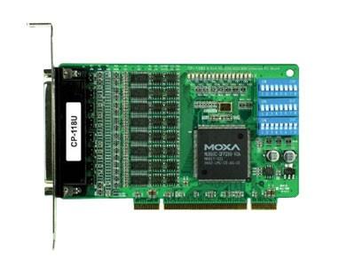 MOXA CP-118U(8串口RS-232/422/485)