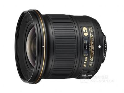 尼康 AF-S 尼克尔 20mm f/1.8G ED,特价促销中