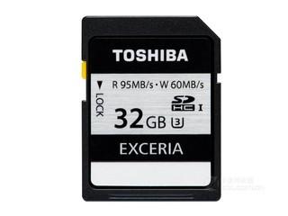 东芝极至瞬速 EXCERIA UHS-I SDHC卡(32GB)