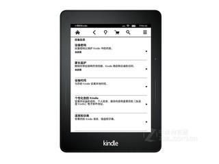 亚马逊Kindle Voyage珍藏版(4GB)