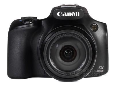 佳能(Canon)PowerShot SX60 HS 数码相机(1610万像素 3.0英寸可旋转屏 65倍光学变焦)