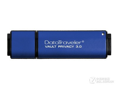 金士顿 DataTraveler Vault Privacy 3.0(DTVP30)(8GB)