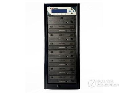 迪美视 联机型 DVDRW107PRO (DVD一托七联机加密型拷贝机)