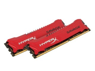 金士顿HyperX Savage 16GB DDR3 2400