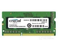 Crucial英睿达镁光低电压 DDR3 1600 2G笔记本内存条高密度兼1333