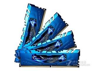 芝奇Ripjaws4 16GB DDR4 2666(F4-2666C16Q-16GRB)