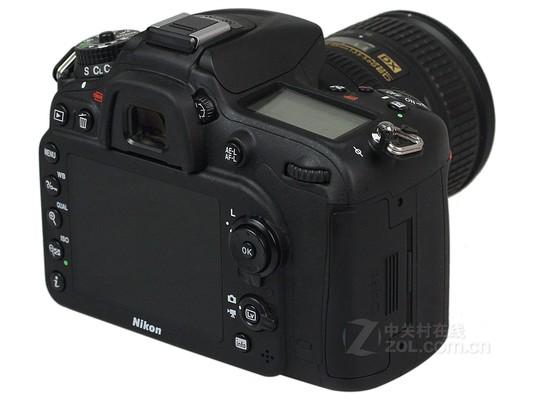 尼康D7100套机(18-140mm)