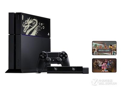 索尼 PS4 套装纪念版