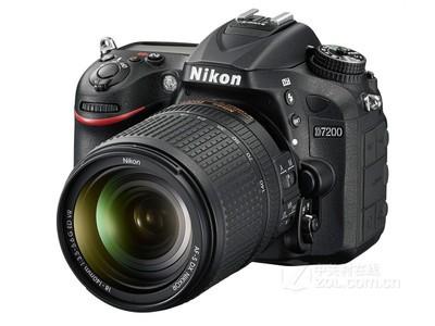 先验货,后付款,顺丰包邮!尼康 D7200套机(18-140mm):6500,搭配18-105VR镜头:6100元,搭配16-85VR镜头:8600元。