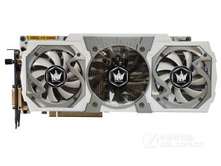 影驰GeForce GTX 980 HOF限量版