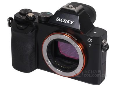 【特惠】【诚信商家,华晨数码】索尼 A7 全画幅微单数码相机机身,多款全幅镜头套装,