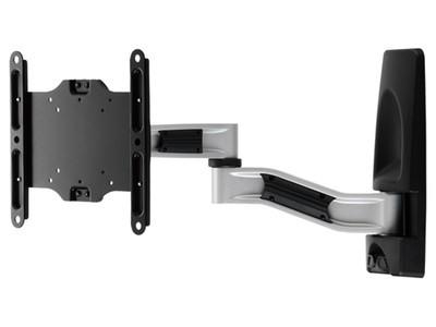TOPSKYS 双旋臂伸缩式旋转铝合金液晶电视壁挂架AR212