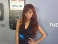 诺基亚N96样张秀6