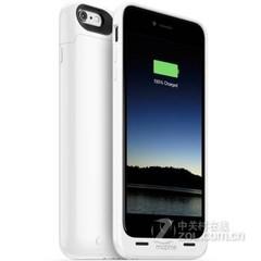 Mophie iphone6Plus (2600MA)背夹电源 白色