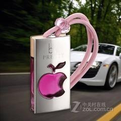 香珀蒂汽车出风口香水 邂逅粉色