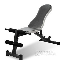 朗斯柏多功能哑铃凳健身器械