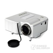 优丽可(UNIC)UC28家用LED投影仪 迷你便携微型投影仪可U盘电脑手机投影 白色 标配
