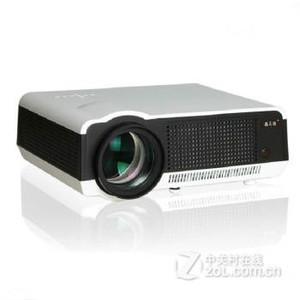 轰天砲(Poner Saund)LED-86+家用投影机 投影仪办公WiFi+1080P 黑色 套餐二
