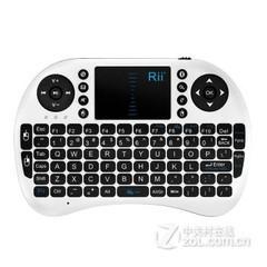 锐爱迷你无线蓝牙键盘 i8白色蓝牙版
