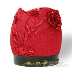 路尖玫瑰蓝牙音箱 红玫瑰