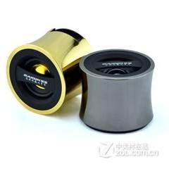 蔡琴(CAIQIN)V12 无线蓝牙音箱 手机音响 迷你便携低音炮插卡收音机电脑小音箱 炫黑色