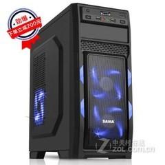 华志硕I3 4160/七彩虹GTX750 2G独显/SSD/游戏电脑主机