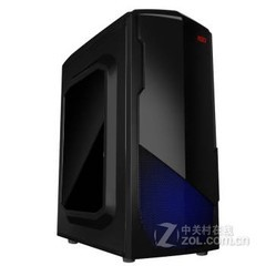 华志硕I5-4590/B85华硕魔音/4G/SSD固态硬盘/ 游戏台式电脑/DIY组装机 可精选E3方案