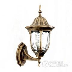 爱惟欧式户外壁灯B033 古铜不带灯泡