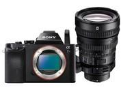 索尼 ILCE-A7S搭配(28-135mm)微单相机*国行带票16-35mm/24-70mm/70-200mm全新未拆封