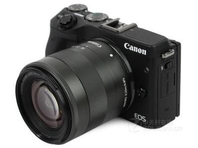诚信商家:Canon/佳能 EOS M3套机(18-55mm)高画质、WIFI功能、180度翻转屏