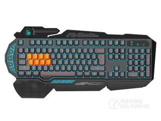 血手幽灵B318八光轴机械键盘