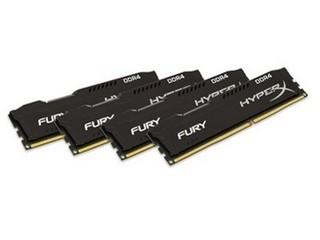 金士顿骇客神条FURY 16GB DDR4 2400