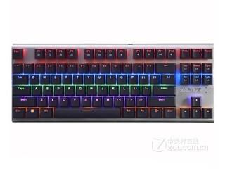 黑爵无极AK40背光机械键盘